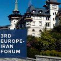 3rd Eurpoe-Iran Forum at Dodler Grand Hotel, Zurich