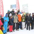 4th annual charity Ski Race was held on 24th of February at Darbandsar Ski Resort