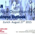 Business Outlook Iran – New Opportunities