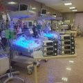 Donating medical equipment to the NICU at Shohaday-e-Tajrish Hospital