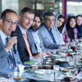 Corporate Social Responsibility Breakfast at Roast Restaurant