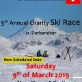 5th Annual Charity Ski Race at Darbandsar