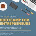 Bootcamp for Entrepreneurs