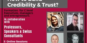 Leadership Skills & Innovation, How to Build Credibility & Trust
