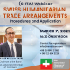 Swiss Humanitarian Trade Arrangements
