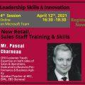 Leadership Skills and Innovation: New Retail, Sales Staff Training & Skills