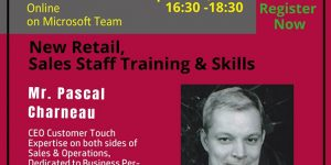 Leadership Skills and Innovation: New Retail, Sales Staff Training & Skills