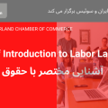 A Brief Introduction to Labor Law