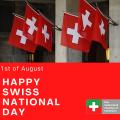 HAPPY SWISS NATIONAL DAY
